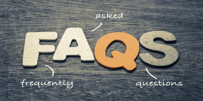 नीट 2019 एफएक्यू (NEET FAQs 2019)