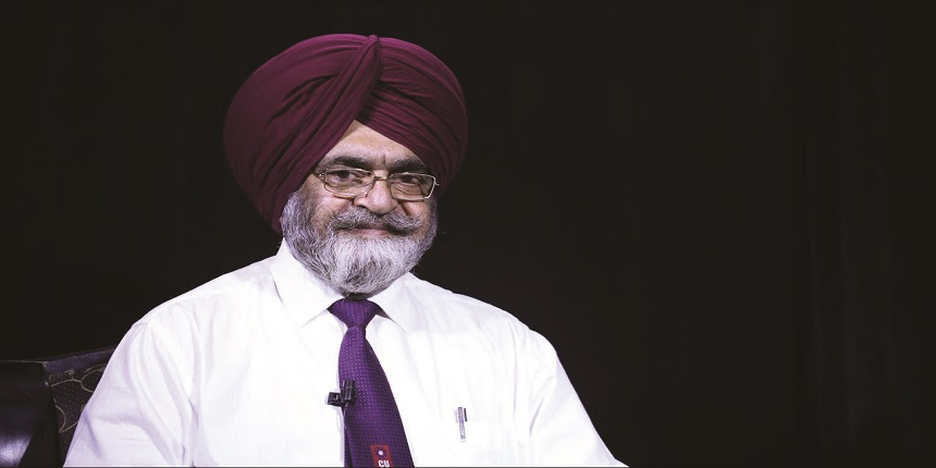 We need to think like this generation: Prof RS Bawa, Vice Chancellor, Chandigarh University