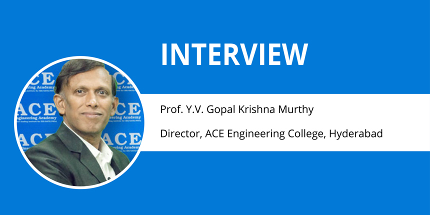 Director Interview: Prof Y. V. Gopal Krishna Murthy (ACEEC Hyderabad) - Illuminating Engineers