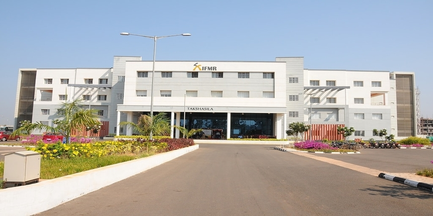 IFMR Graduate School of Business, Krea University achieves 100% placement for MBA class