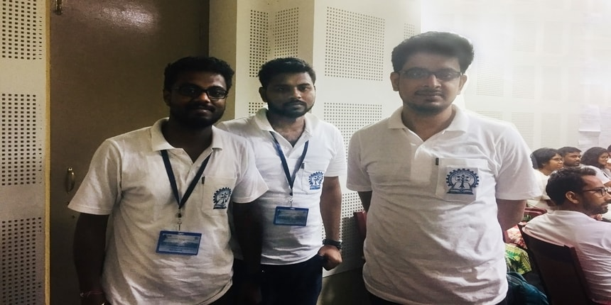 Hackathon at IIT Kharagpur showcases simple methods of water purification