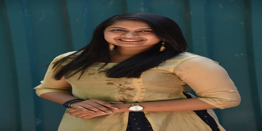 "Campus life at VESIM B-School- ""Perfect balance between studies & activities,""says Gayatri Karulkar"