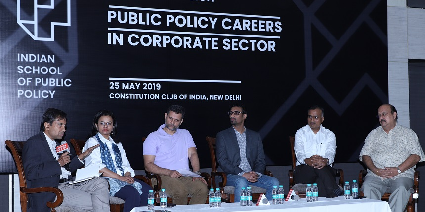 ISPP conducts panel discussion on Public Policy Careers in the Corporate Sector