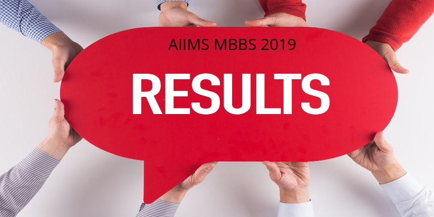 AIIMS Result 2019 for MBBS declared; Download merit lists and check counselling date