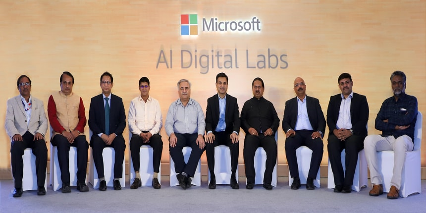 Microsoft launches AI Digital Labs in collaboration with 10 higher educational institutions