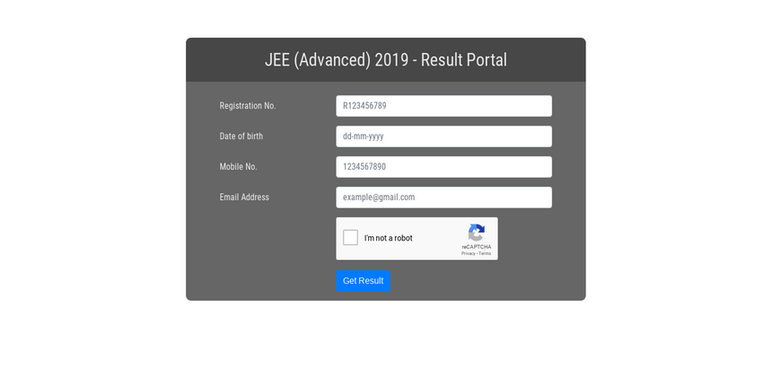 JEE Advanced 2019 result declared @jeeadv.ac.in; check details here