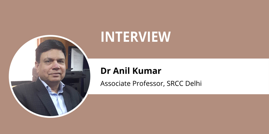 """""""We Focus More on Education with Practical Applicability"""" - Dr Anil Kumar"""