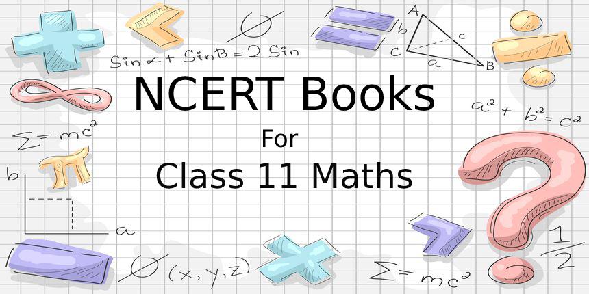 NCERT Books for class 11 Maths