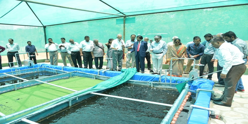 NIRDPR promotes Intensive Fish Culture Cages to help farmers enhance income generation