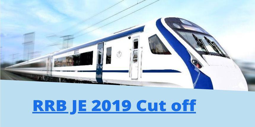 RRB JE Cutoff 2019