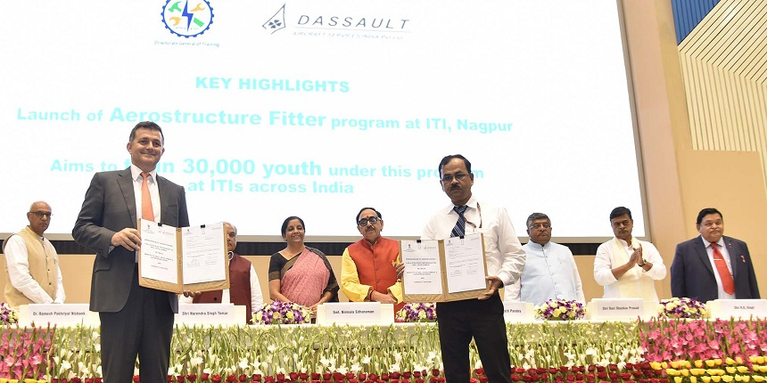 Govt launches various programmes on Skill India's 4th Anniversary; Degree courses in ITIs on Electric Vehicles