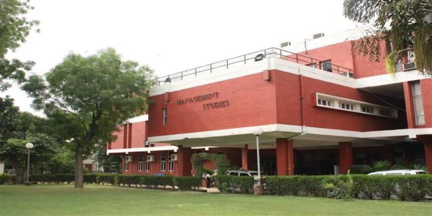 FMS Delhi Admission Criteria 2020-2022