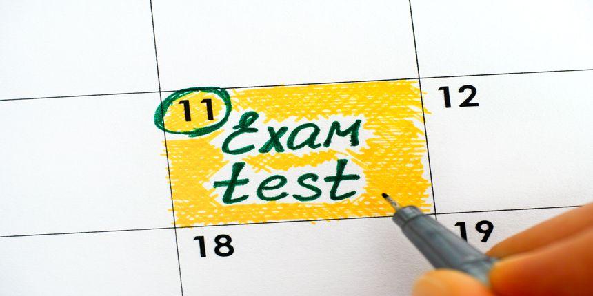 JEE Main Exam Dates 2020