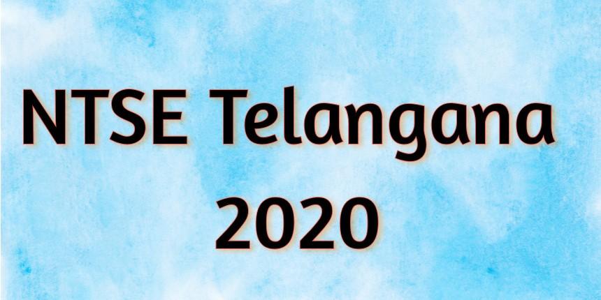 NTSE Telangana 2020