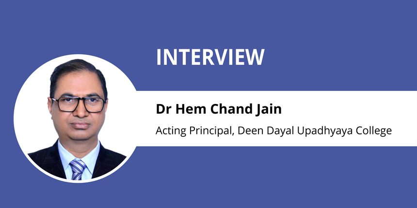 Industry tie-ups, research and publications are our USPs, says Dr. Hem Chand Jain