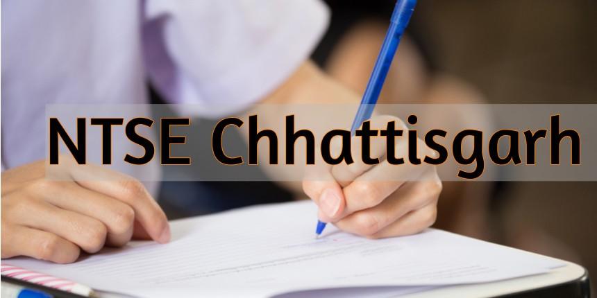 NTSE Chhattisgarh 2020