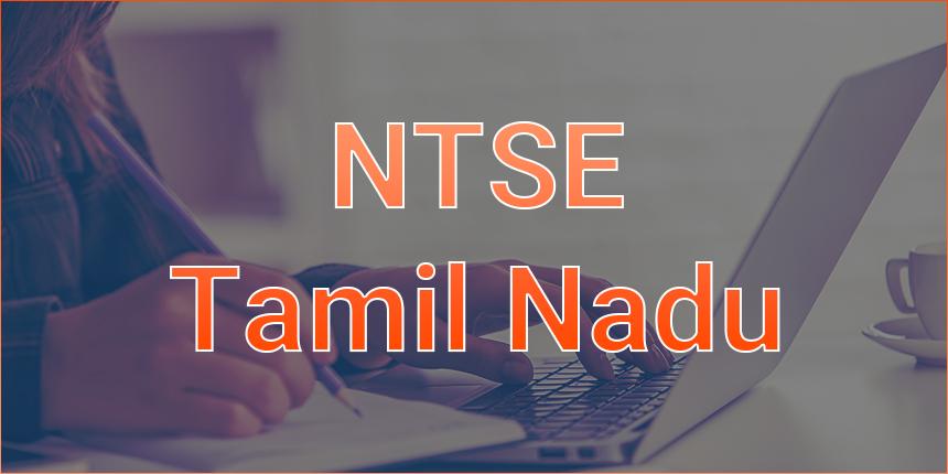 NTSE Tamil Nadu 2020