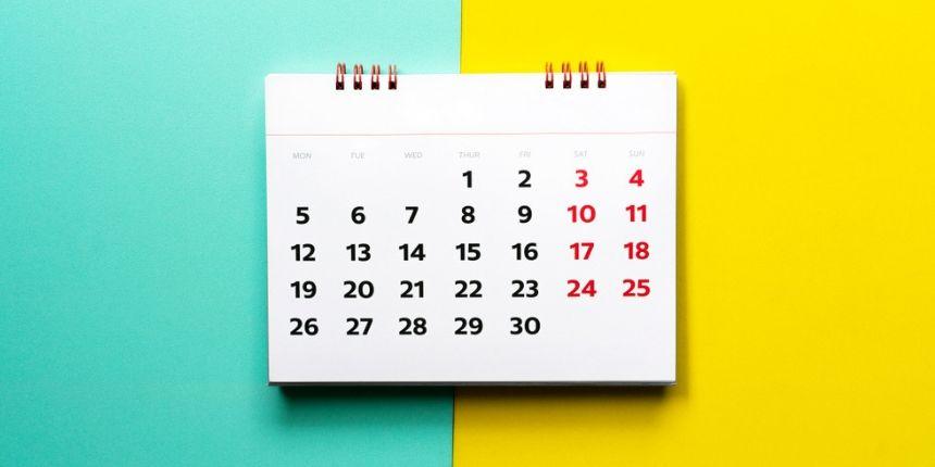 Tamilnadu 12th Exam Time Table  2020