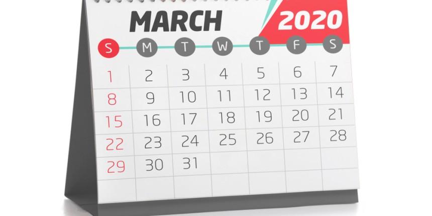 Tamil Nadu Board Datesheet 2020 Released for SSLC & HSE (+1 &+2) Exams