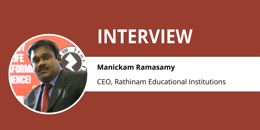 We are pioneers in incorporating new technology in our education system - Manickam Ramasamy