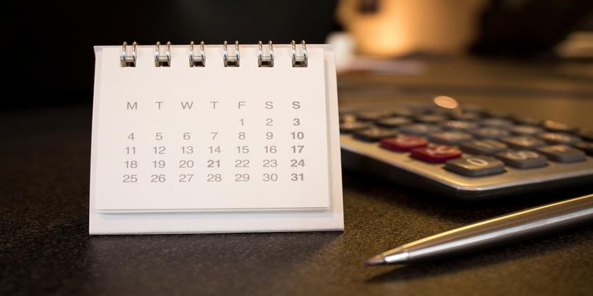 GPAT Important Dates 2020
