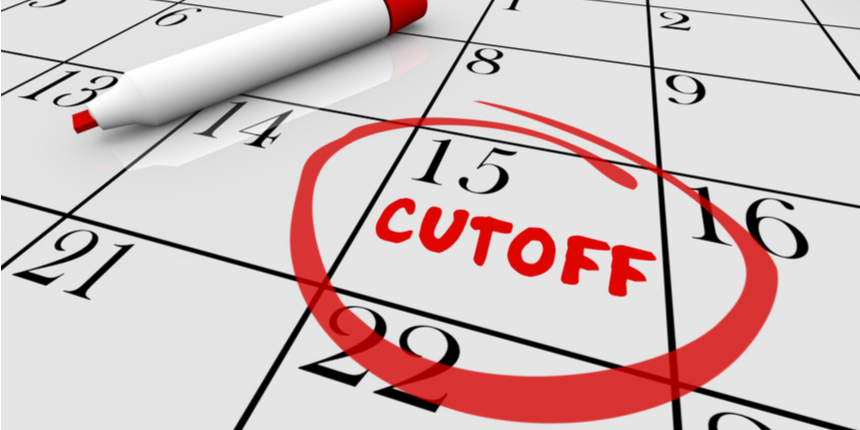 CSIR UGC NET Cut Off 2019