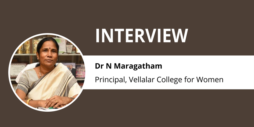 Blending conventional learning with contemporary is our forte - Dr N Maragatham