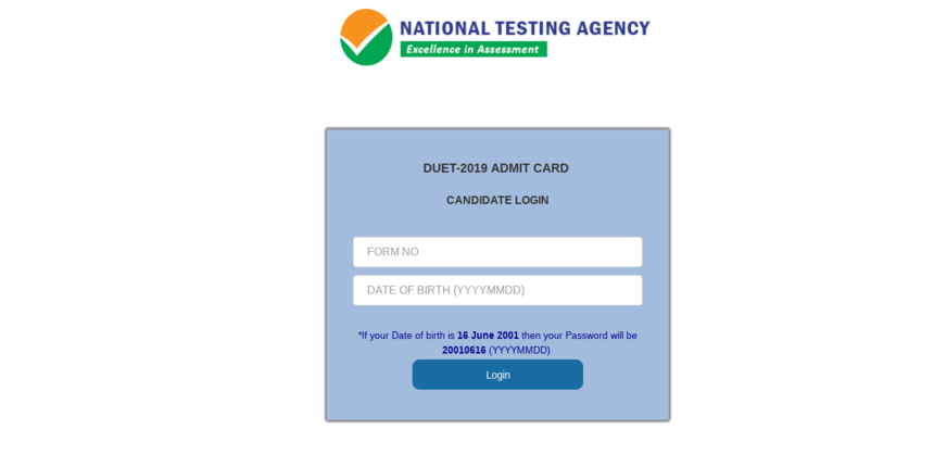 DUET 2019 Answer Key released for UG, PG, M.Phil and Ph.D courses; Check details here