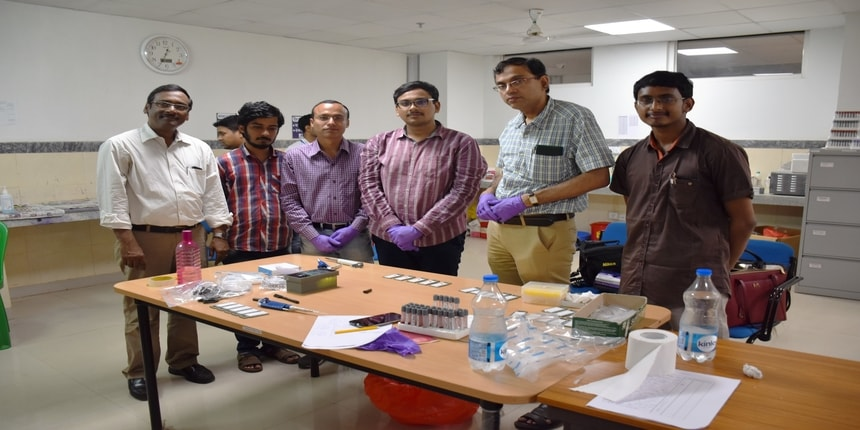IIT Kharagpur Researchers Innovate Ultra-Low-Cost Blood Test Device