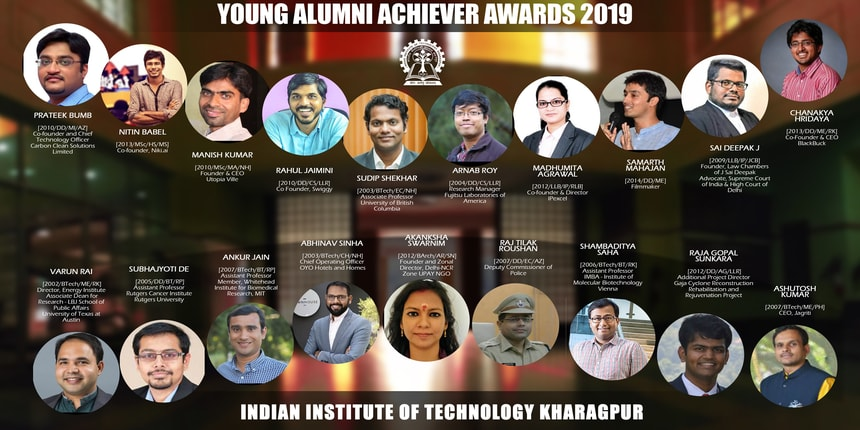 IIT Kharagpur to honour its young alumni achievers on its Foundation Day