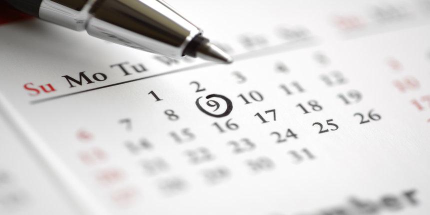 BITSAT Important Dates 2020