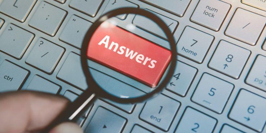 NTSE West Bengal Answer Key 2020