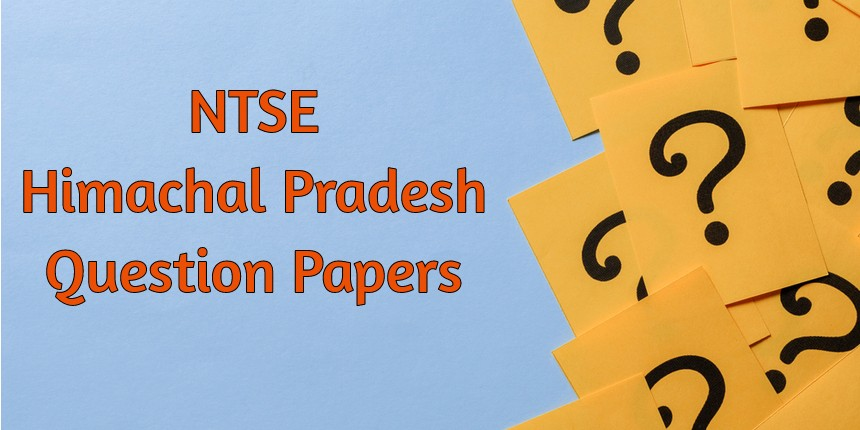 NTSE Himachal Pradesh Question Papers 2020