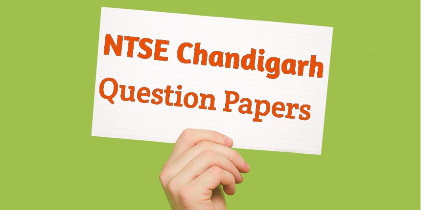 NTSE Chandigarh Question Papers 2020