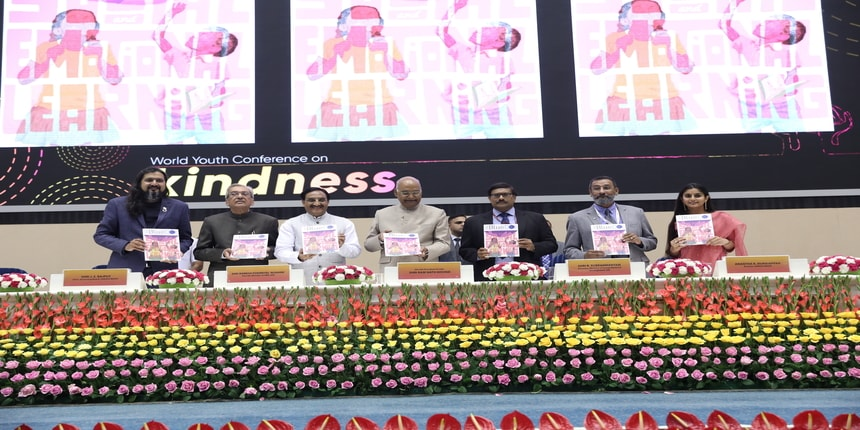 President of India inaugurates the first-ever World Youth Conference for Kindness by UNESCO MGIEP