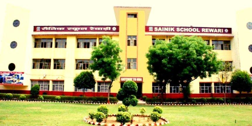 Sainik School Rewari Admission 2020