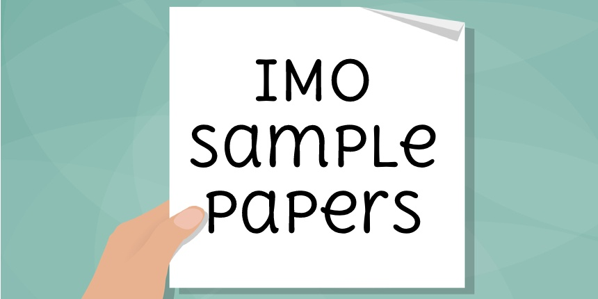 IMO Sample Papers 2019