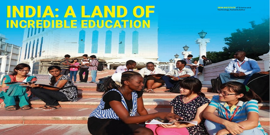 STUDY IN INDIA: INDIA, A LAND OF INCREDIBLE EDUCATION