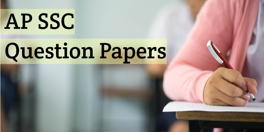 AP SSC Question Papers 2020