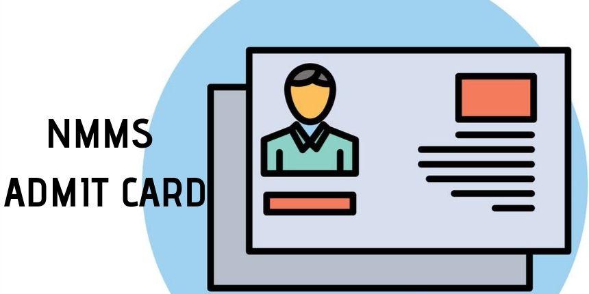 NMMS Admit Card 2019