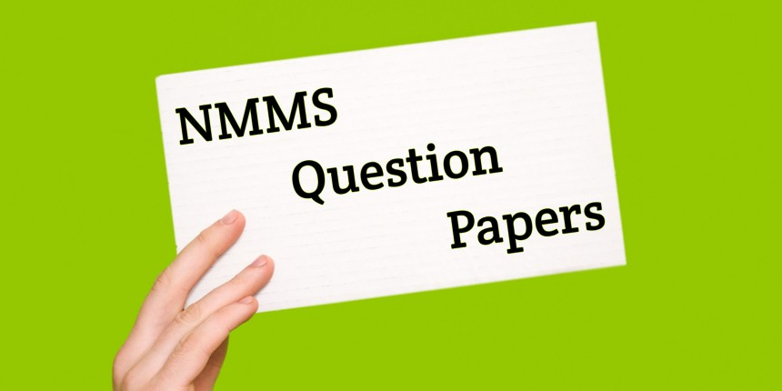 NMMS Question Papers 2019