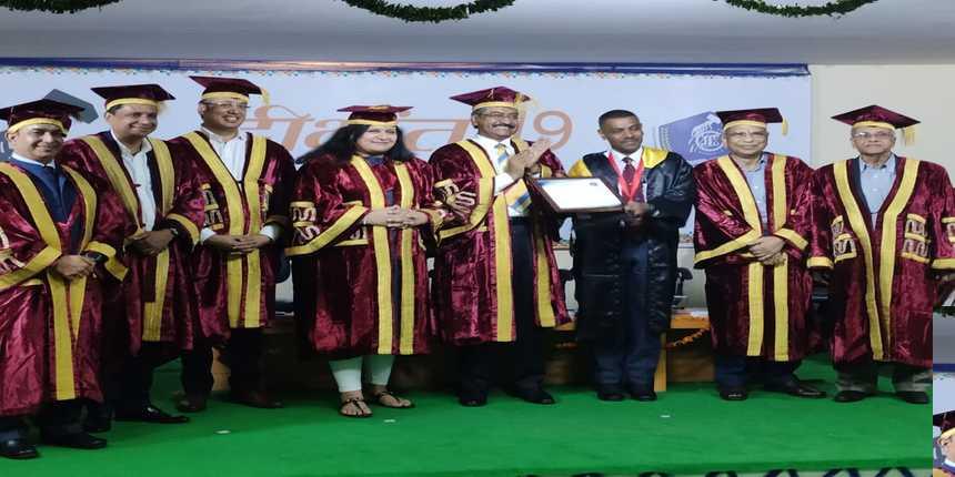 JK Business School Celebrates Convocation Ceremony for PGDM  2019 Batch