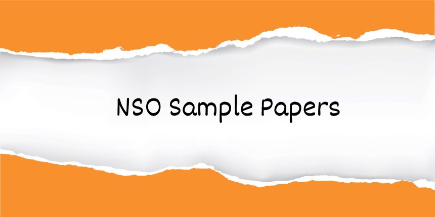 NSO Sample Papers 2019