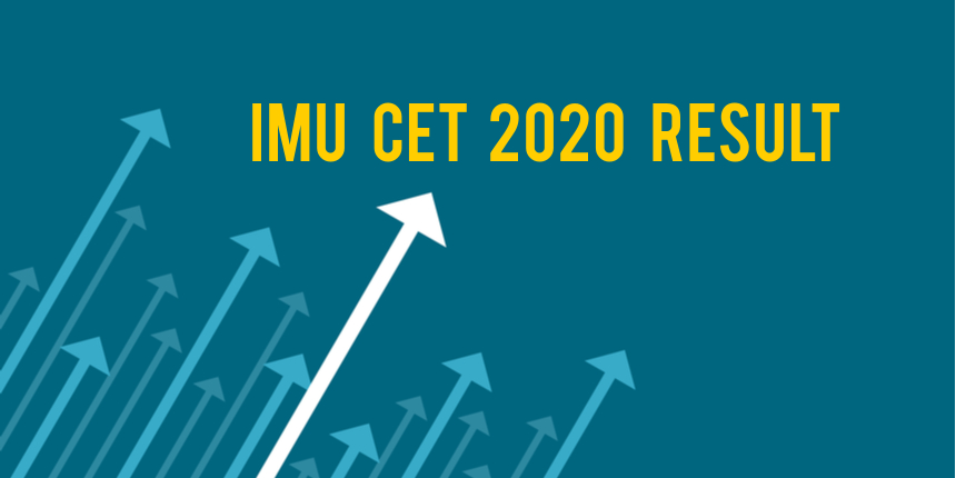 IMU CET MBA 2020 Result declared, know the toppers
