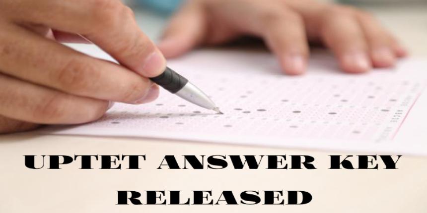 UPTET 2019 Answer Key Released; Raise Objections till January 17