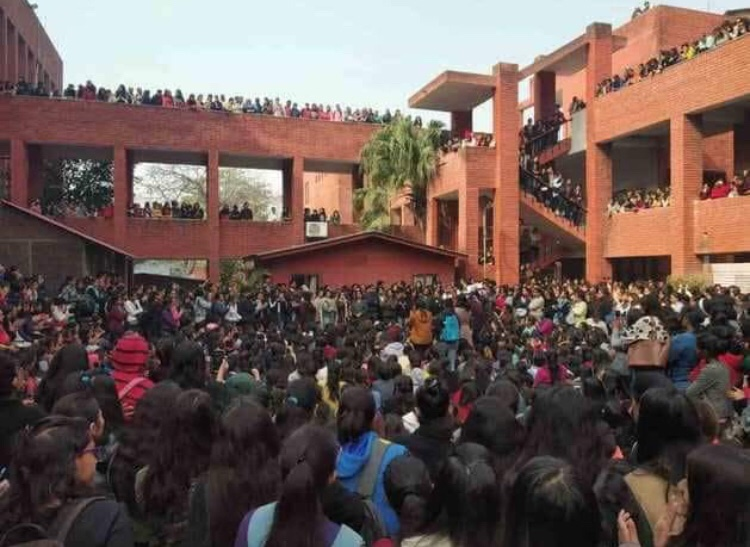 College attack: 6 days later, DU considering 'immediate measures'