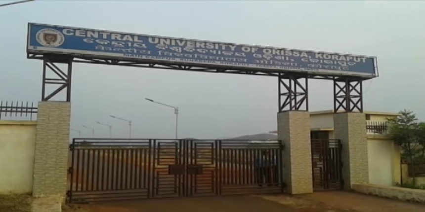 Central University of Odisha joins the consortium of CUCET