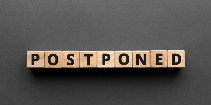 NIMCET 2020 postponed; last date to register is April 21