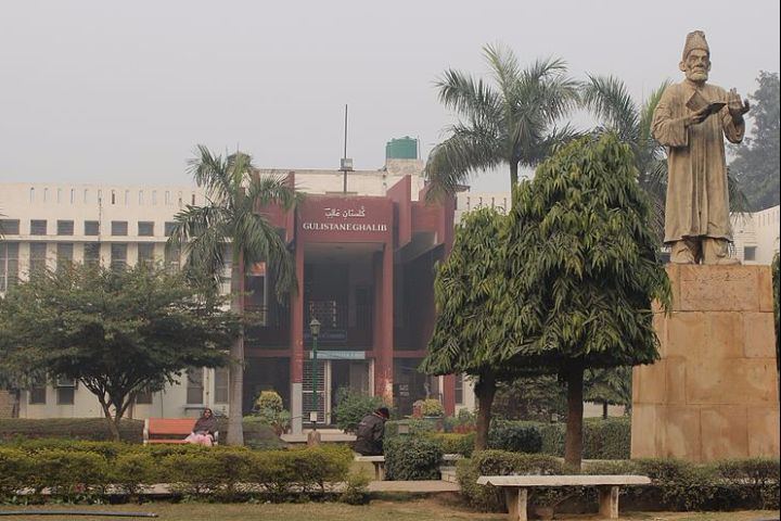 https://static.careers360.mobi/media/colleges/social-media/media-gallery/596/2018/10/16/Gulistane Galib of Jamia Millia Islamia New Delhi_Campus-View.JPG