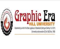 Graphic Era Hill University MBA Admissions 2019